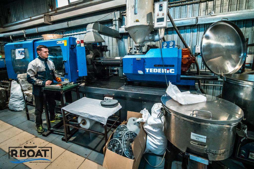 Machine de fabrication FASTEN BORIKA