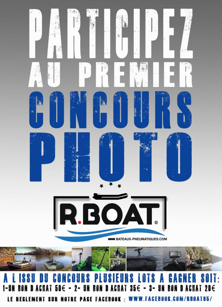 Jeux concours photo RBOAT